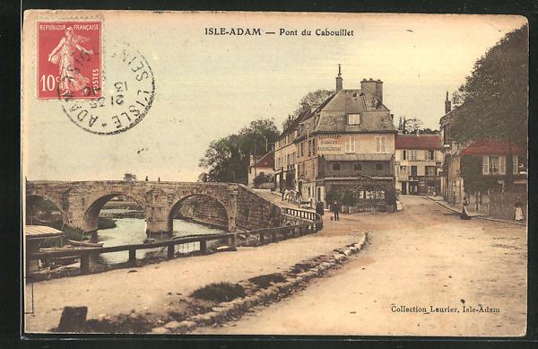AK Isle Adam, Pont du Cabouillet