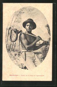 AK Martinique, Retour de la chasse au trigonocephale
