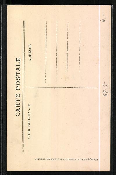 Künstler-AK Aieules et Petites-Fille, Les Echancrees 1911 & 1800, Mode 1