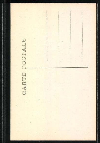 AK Tarascon, Intèrieur de l' eglise St. Marthe, Orgel 1