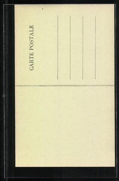 AK Eglise de La Chaise-Dieu - Buffet d' Orgues, Orgel 1