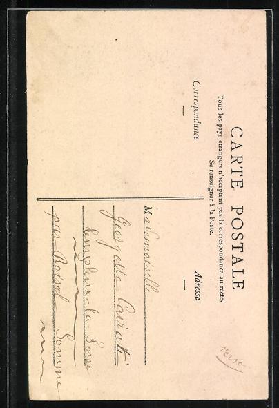 AK Cambrai, Le Cathèdrale-Les Orgues, Orgel 1
