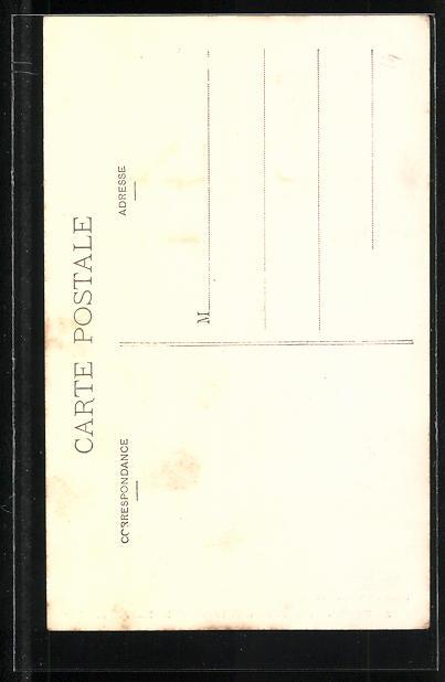 AK Embrun, Buffet d' Orgues de la Cathèdrale, Orgel 1