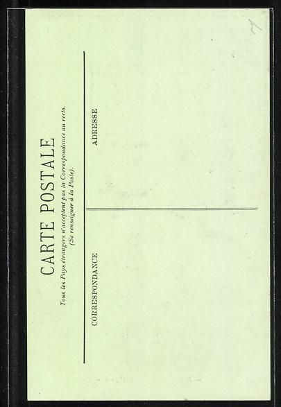 AK Amiens, La Cathèdrale-Les Orgues, Orgel 1