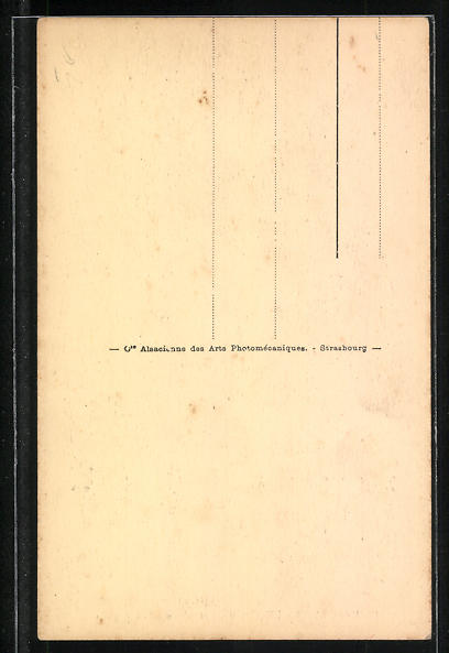 AK Honfleur, L' Eglise Ste Catherine - Les Orgues, Orgel 1