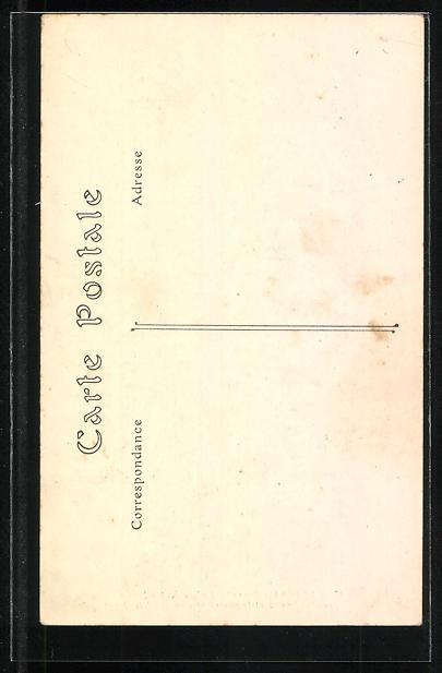 AK Lepine, Eglise Notre Dame-Transept nord et le grand Orgue, Orgel 1