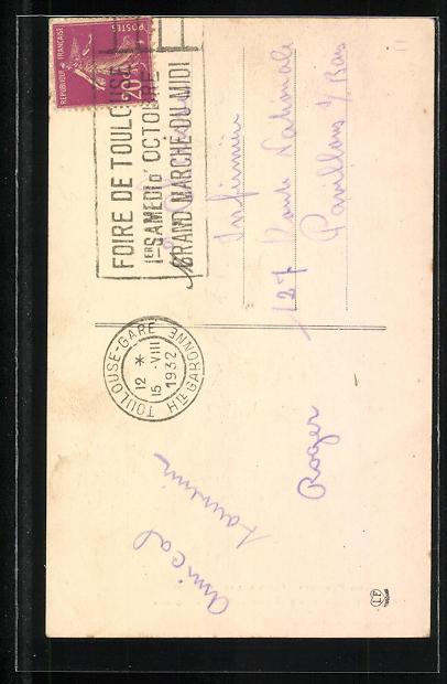 AK St. Bertrand de Comminges, L_ Orgue, Orgel 1