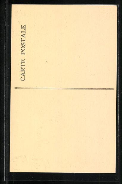 AK Saint-Bertrand-de-Comminges, Les Orgues 1