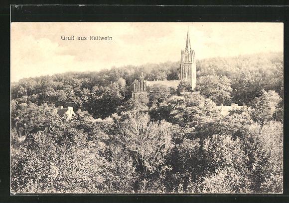 AK Reitwein, Ansicht der Kirche 0