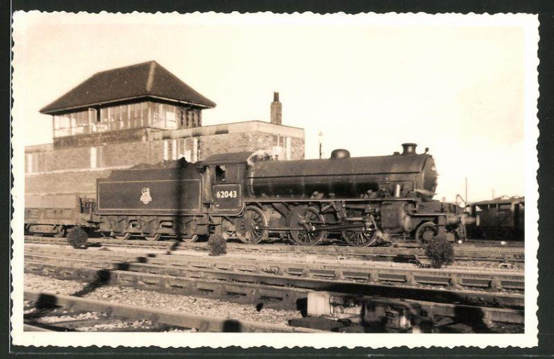 Fotografie Fotograf unbekannt, Ansicht Northallerton, Eisenbahn England, Dampflok Class K1, Lok-Nr.: 62043 0