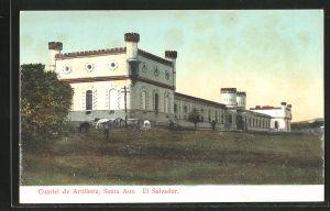 AK Santa Ana, Cuartel de Artilleria