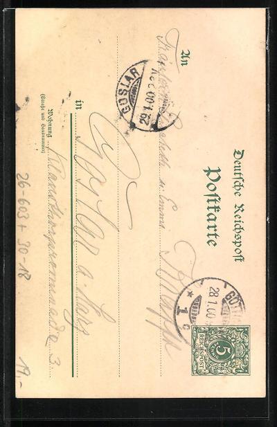 Künstler-AK Handgemalt: Stosstrupp der Infanterie 1870, Reichseinigungskriege 1