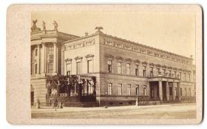 Fotografie unbekannter Fotograf, Ansicht Berlin, Palais des Königs