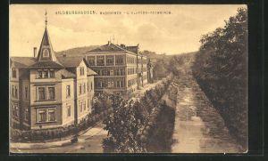 AK Hildburghausen, Maschinen- und Elektro-Technikum