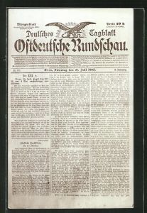 AK Deutsche Zeitung