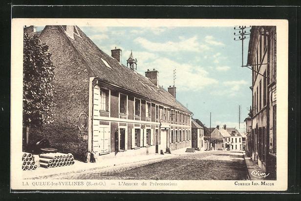 AK La Queue-lez-Yvelines, L'Annexe du Préventorium