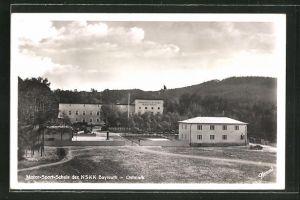 AK Bayreuth, Motor-Sport-Schule des NSKK Bayreuth-Ostmark