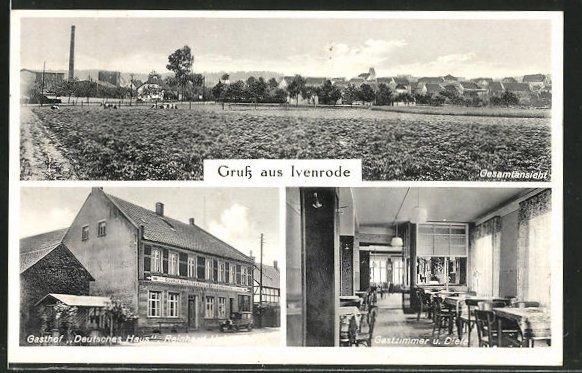 AK Ivenrode, Gasthof