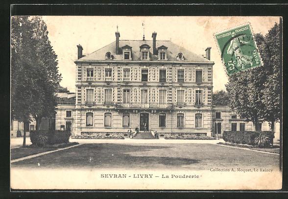 AK Sevran-Livry, La Poudrerie