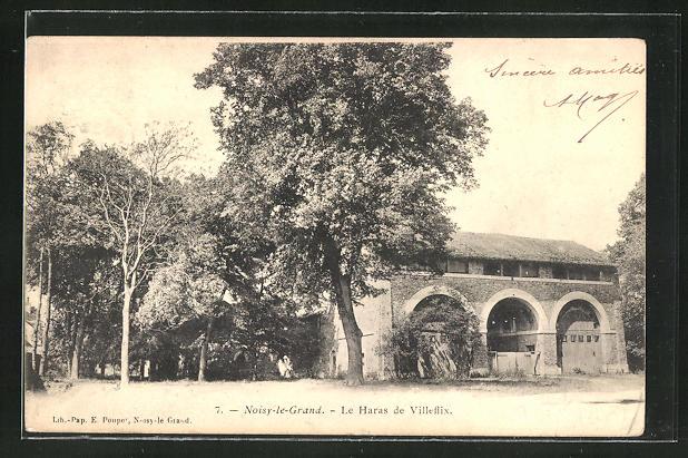 AK Noisy-le-Grand, Le Haras de Villeflix