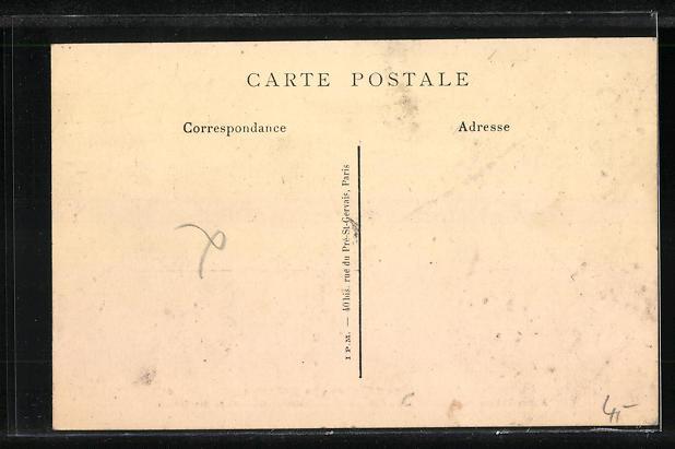 AK Epinay-sur-Seine, Le Calvaire, Ancien Chateau du General Julien, Maison de Convalescence de N.-D. de Bon Secours 1