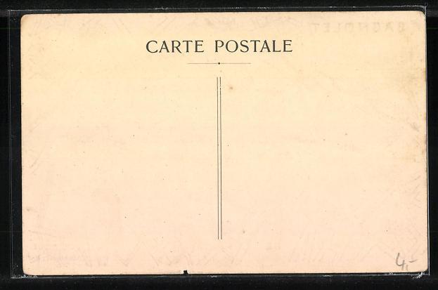 AK Bagnolet, Strassenkarte Montreuil und des Lilas 1