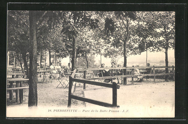 AK Pierrefitte, Parc de la Buette Pinson 0