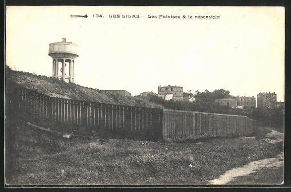 AK Les Lilas, Les Falaises & le reservoir