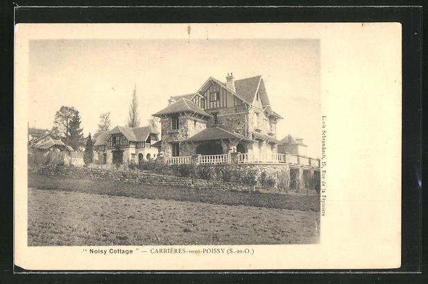 AK Carrieres-sous-Piossy, Noisy Cottage 0