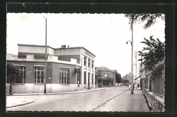 AK Sartrouville, L'Hotel des Postes 0