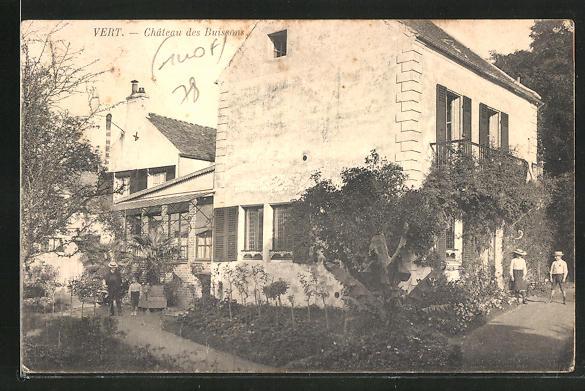 AK Vert, Chateau des Buissons 0