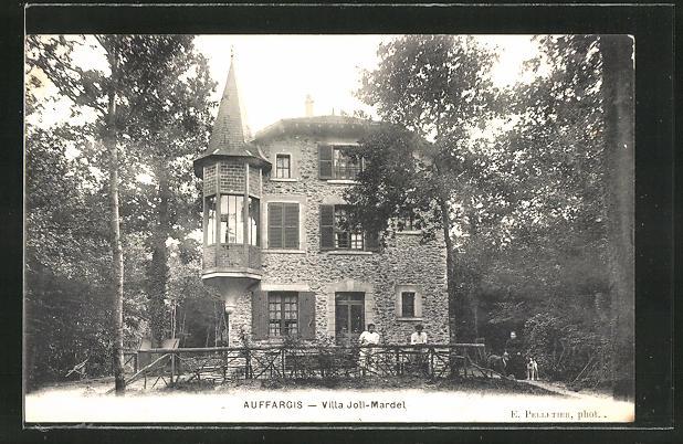 AK Auffargis, Villa Joli-Mardel 0
