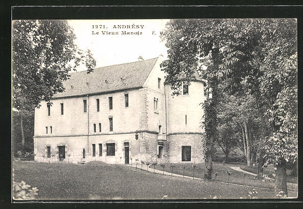 AK Andresy, Le Vieux Manoir 0