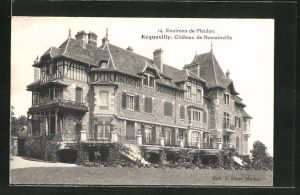 AK Ecquevilly, Chateau de Romainville
