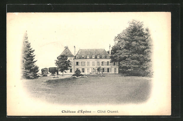 AK Epone, Chateau, Cote Ouest 0