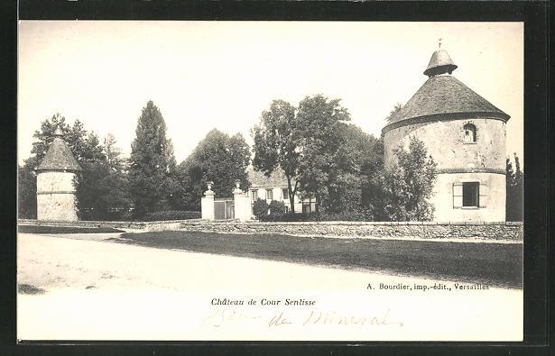 AK Senlisse, Chateau de Cour 0