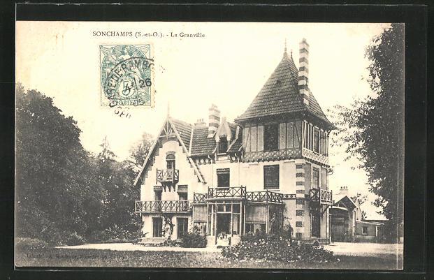 AK Sonchamps, La Granville 0