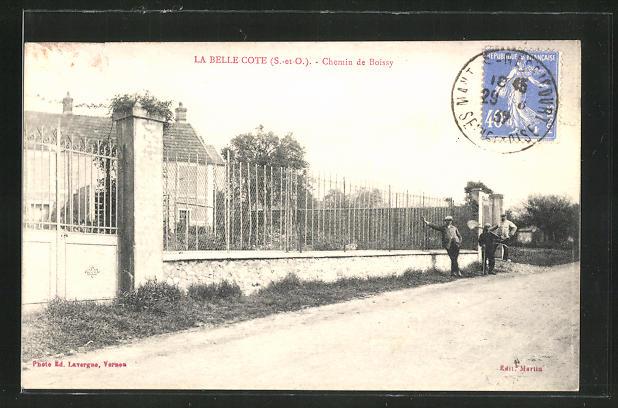 AK La Belle Cote, Chemin de Boissy 0