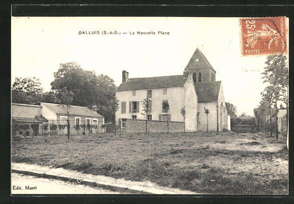 AK Galluis, La Nouvelle Place 0