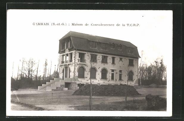 AK Gambais, Maison de Convalescence de la T. C. R. P.