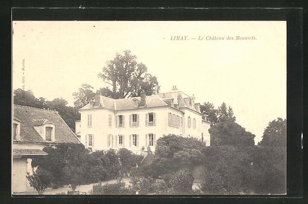 AK Limay, Le Chateau des Moussets