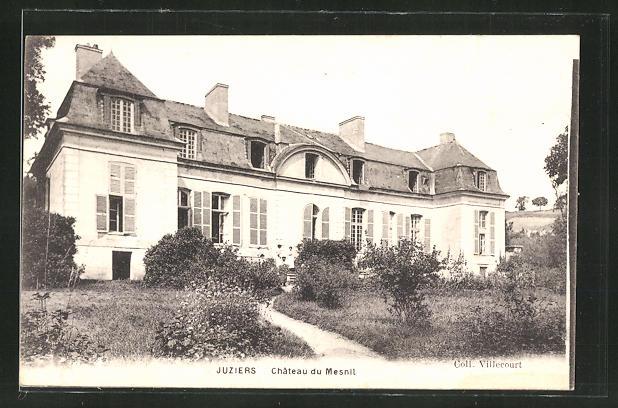 AK Juziers, Chateau du Mesnil 0