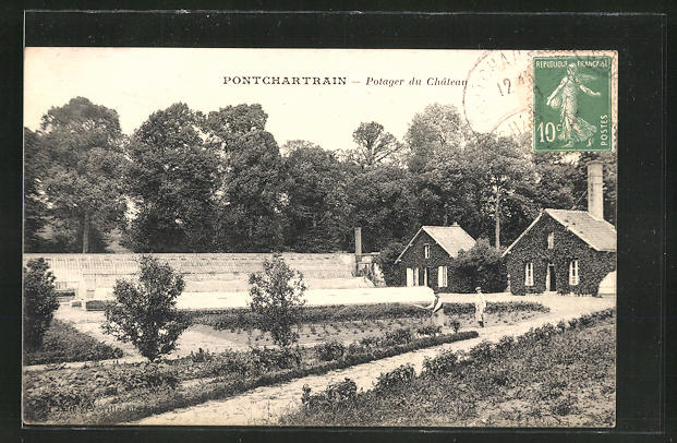 AK Pontchartrain, Potager du Chateau