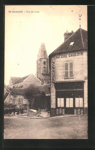 AK St-Arnoult, Rue de l'Isle 0