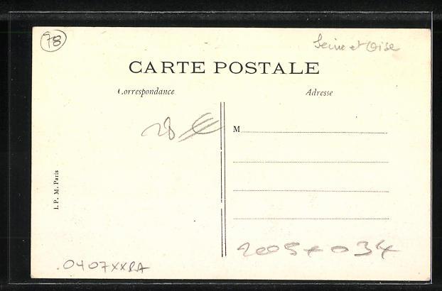AK Dampierre, Entree du Chateau, Grille d'Honneur 1