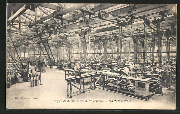 AK Saint Denis, Forges et Ateliers de la Fournaise 0