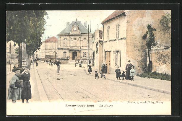 AK Rosny-sous-Bois, La Marie