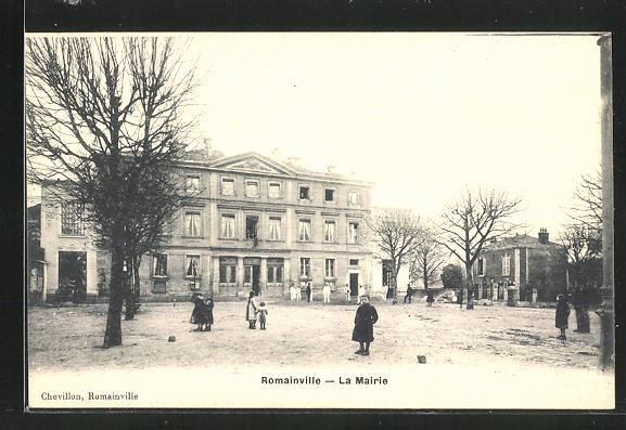 AK Romainville, La Marie 0