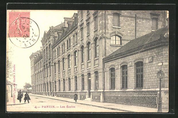 AK Pantin, Les Ecoles
