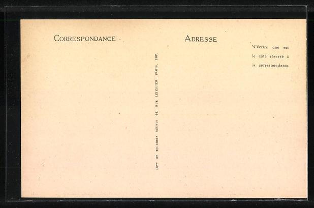 AK Epinay-sur-Seine, Maison Martin, Poste Auxiliaire, Rue des Solivats 1
